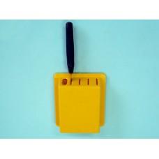 Knife Holder Yellow