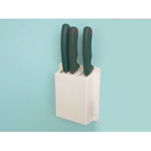 Knife Holder White
