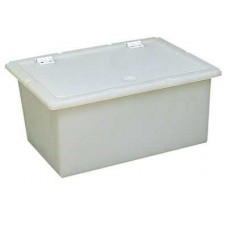 Fish Box Short with Lid