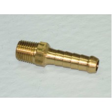 Brass Fitting P3 3/8 Barb 1/4 BSP Long